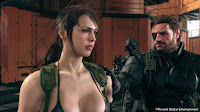 Female Character Playable In METAL GEAR SOLID V: THE PHANTOM PAIN