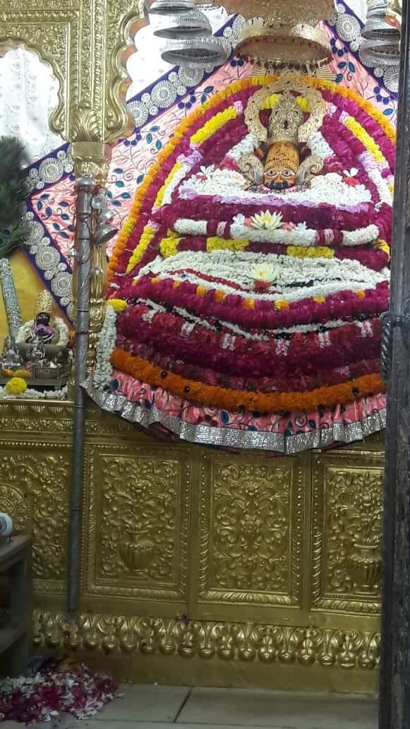 khatushyam temple live darshan