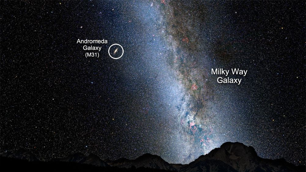 Milky Way Has The Mass Of 800 Billion Suns, Study Finds
