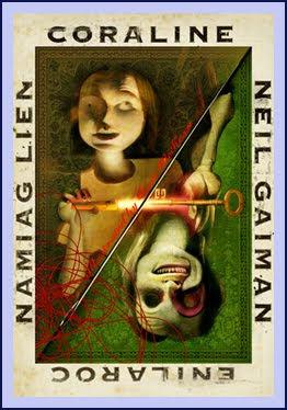 Strange And Random Happenstance Book Review Neil Gaiman S Coraline