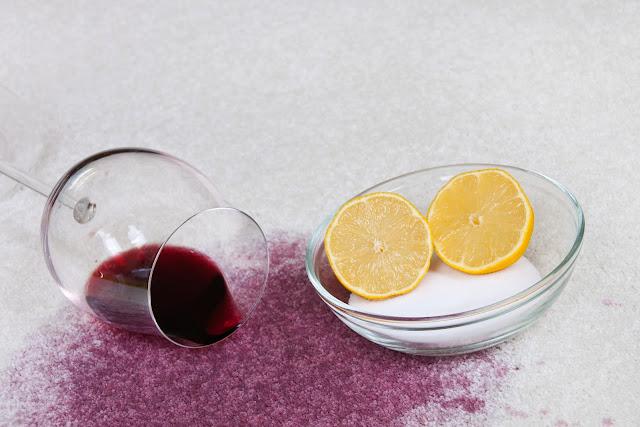 Truco para limpiar tu alfombra con limón