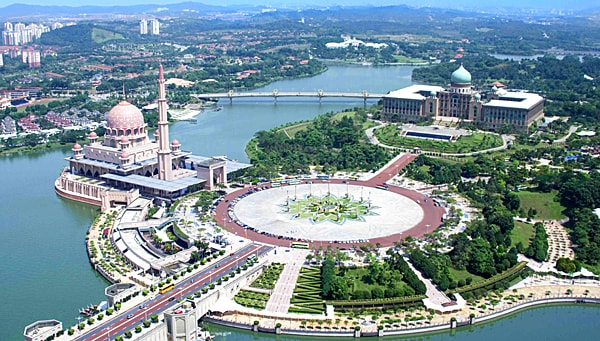 Day Trip to Putrajaya