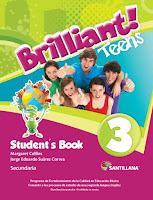 Brilliant! Teens 3 Activity Book, Readers Book & Teachers Guide