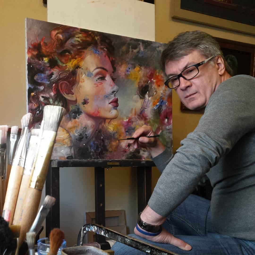 Dragan Ilic Di Vogo Tutt Art