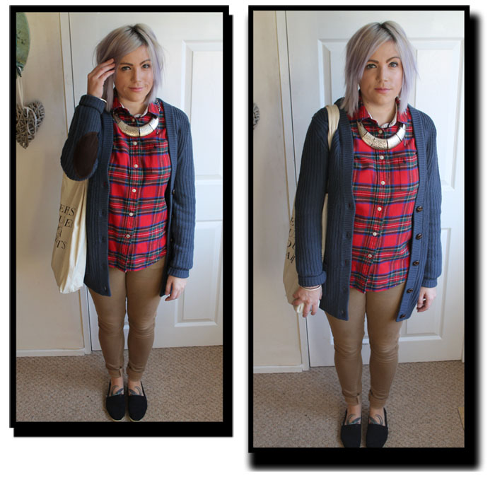 casual outfit post