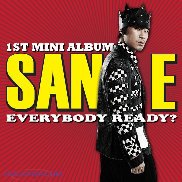 San E – Everybody Ready? – EP (ITUNES MATCH AAC M4A)
