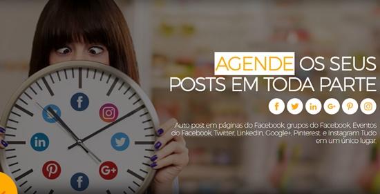 Como Agendar Postagens nas Redes Sociais