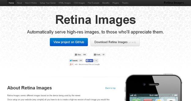 Retina-images