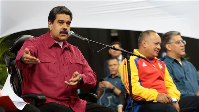 Venezuelan President Nicolas Maduro dismisses vote rigging charge, delays launch of new assembly