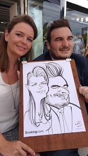 caricaturas en españa