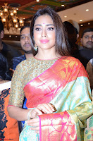 Shriya Saran Looks Stunning in Silk Saree at VRK Silk Showroom Launch Secundrabad ~  Exclusive 136.JPG