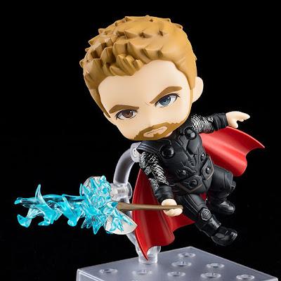 Figuras: Adorable Nendoroid de Thor de Avengers: Endgame - Good Smile Company