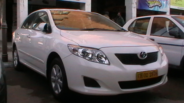 Taxi In Chandigarh Chandigarh Cabs Car Rental Taxi In