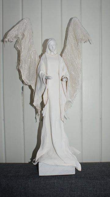 Anioły powertex