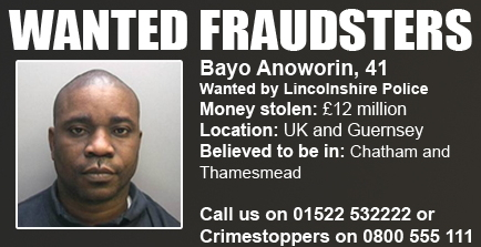 bayo anoworin wanted uk police