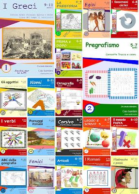 Ciao bambini ebook i nostri ebook didattici fandeluxe Ebook collections