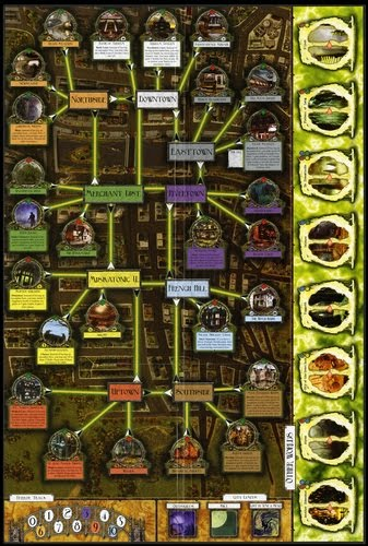 arkham horror board game amazon