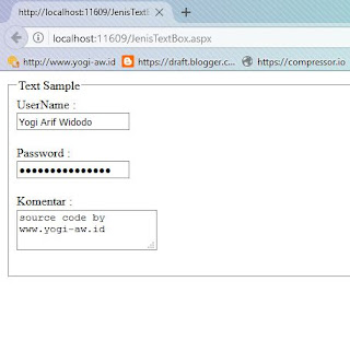 Tutorial Membuat Jenis TextBox.aspx