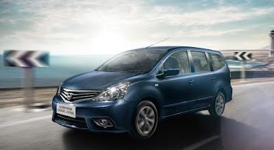 Nissan Grand Livina Mobil Terbaik Pilihan Keluarga Indonesia