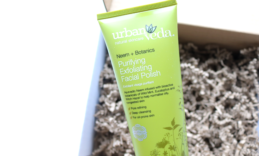 Urban Veda Purifying Exfoliating Facial Polish