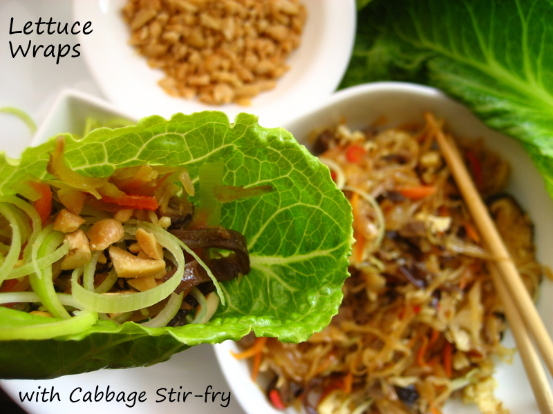how to cook cabbage asian style