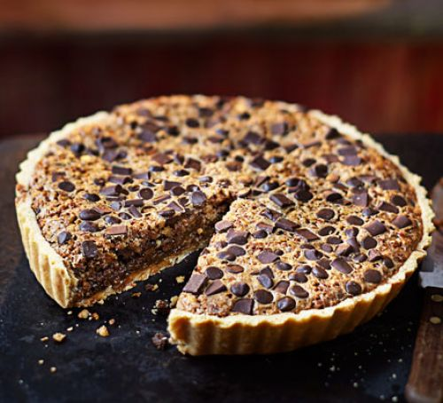 How to Make Chocolate Chip Pecan Pie?