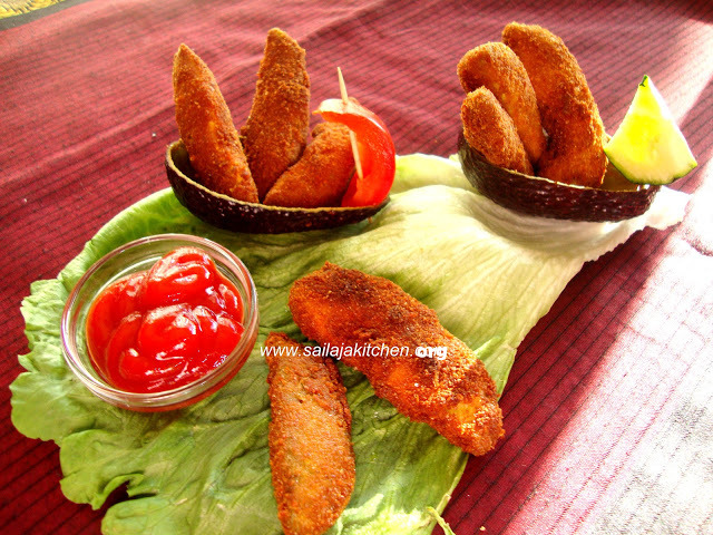 images of Avocado Fritters Recipe