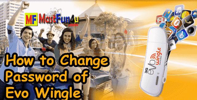 evo-wingle-password-change