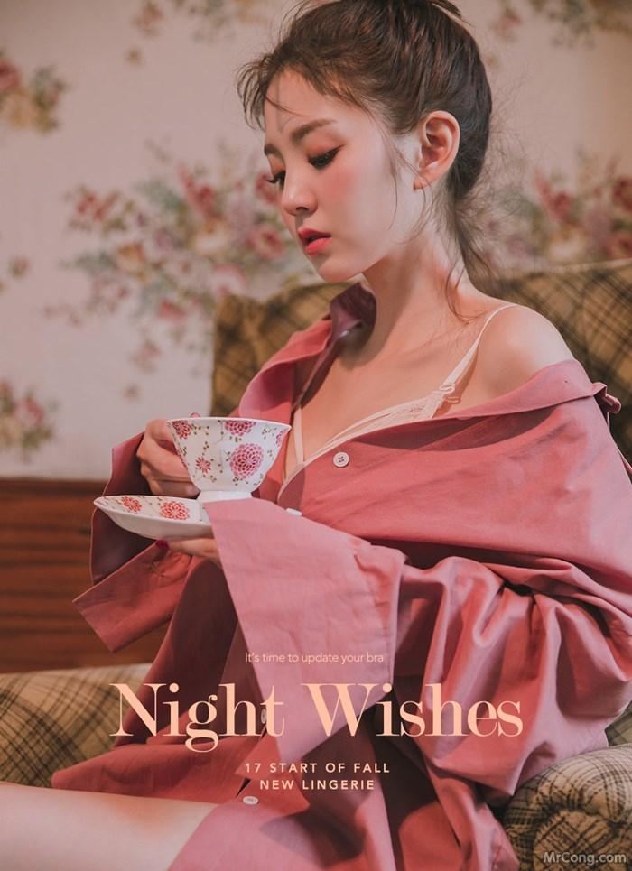 Image Lee-Chae-Eun-MrCong.com-016 in post Người đẹp Lee Chae Eun siêu gợi cảm với trang phục nội y và bikini (240 ảnh)