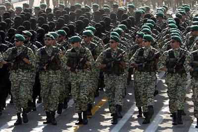 Kamp Garda Revolusi Iran di Serang Warga Iran Keturunan Arab