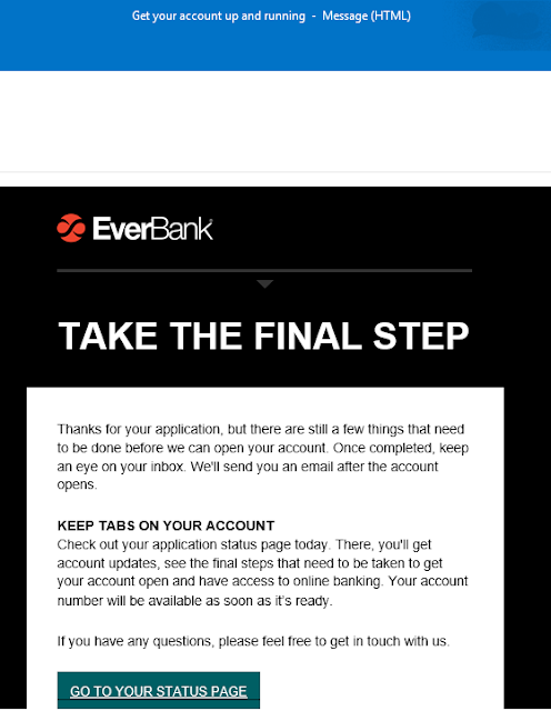 How to open a us bank account online