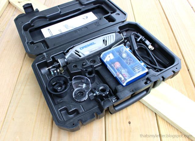 dremel 4300 rotray tool carrying case