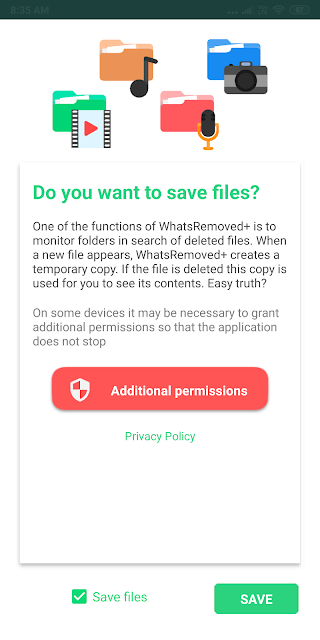save files permissions - Homies Hacks