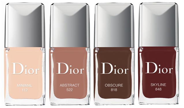 Dior Skyline Fall 2016 Makeup Collection