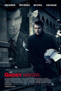 Sinopsis Film The Ghost Writer (2010)