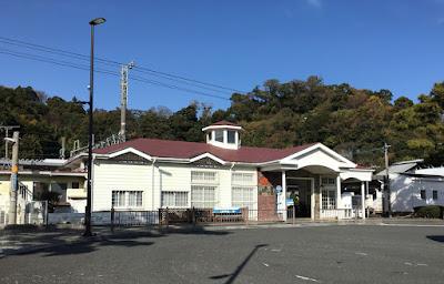 東海道線 用宗駅