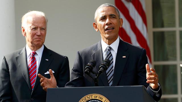 """""""No somos solo demócratas o republicanos. Somos patriotas"""": Obama ofrece discurso sobre elecciones"""