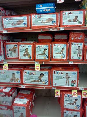 Kidgets Diapers Prices : kidgets, diapers, prices, Kidgets, Newborn, Diapers, Count, Kittens