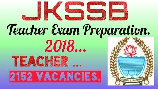DOWNLOAD now...Model paper for JKSSB TEACHER EXAMINATION JKSSB 2018 FREE DOWNLOAD