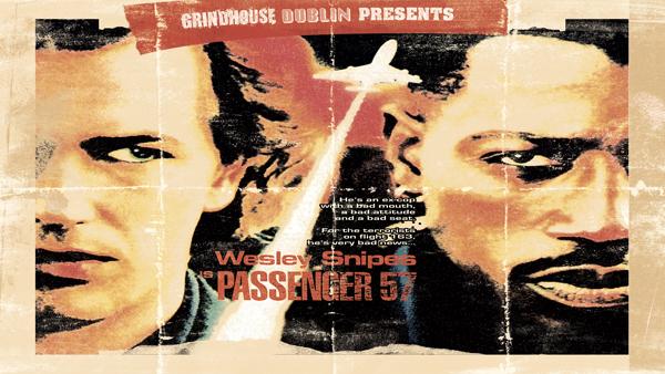 passenger 57 film poster