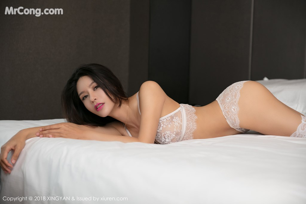 Image XingYan-Vol.100-Various-Models-MrCong.com-014 in post XingYan Vol.100: Various Models (102 ảnh)