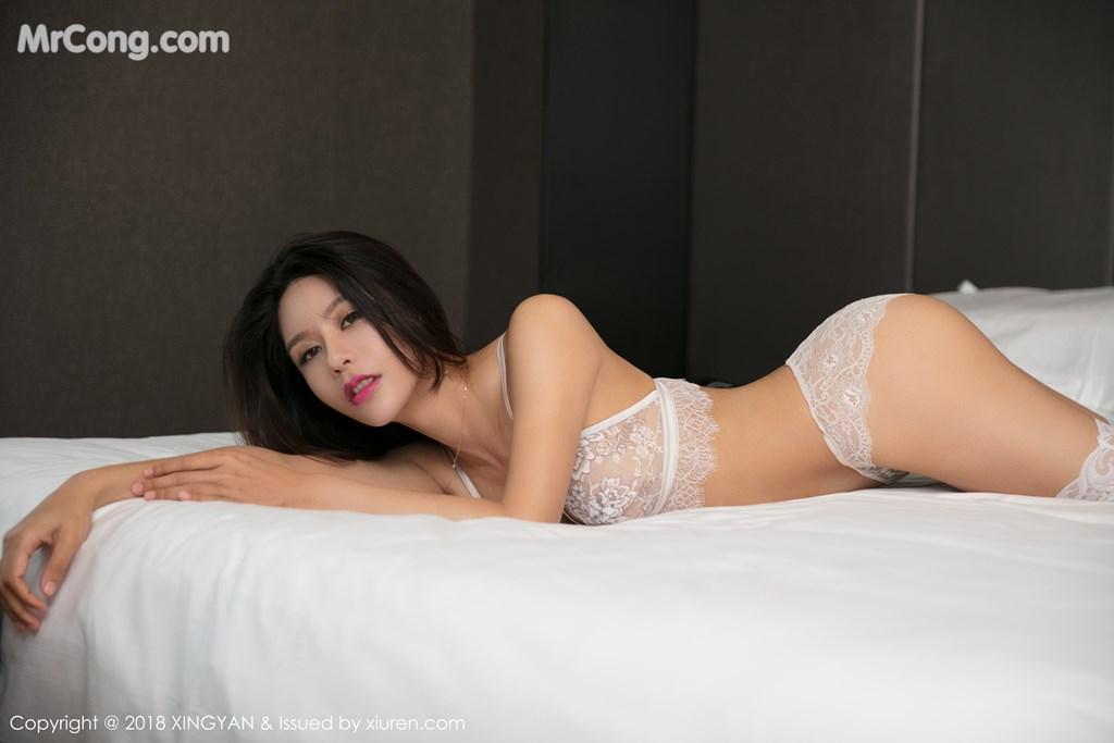 Image XingYan-Vol.100-Various-Models-MrCong.com-014 in post XingYan Vol.100: Various Models (102 ảnh)