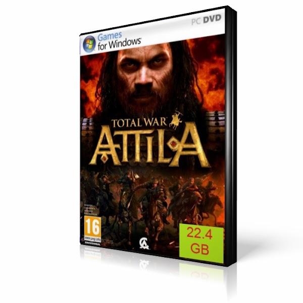 DESCARGAR Total War: ATTILA EN ESPAÑOL FULL+MEGA