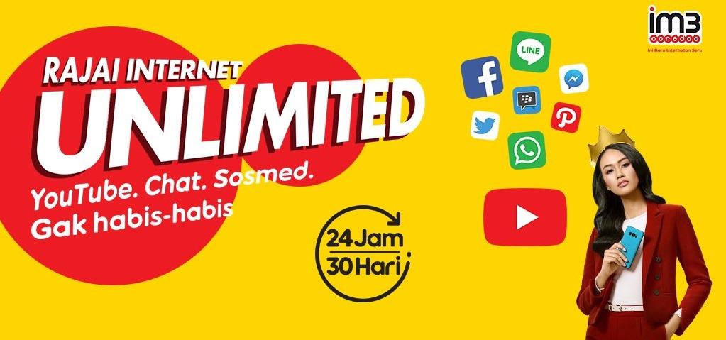 Cara Mendapatkan Kuota Gratis Indosat Ooredoo 4G Dan 3G