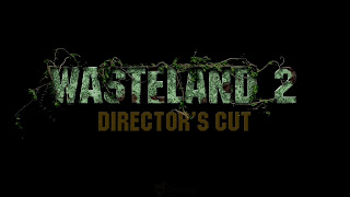 Wasteland 2 Director's Cut Logo Wallpaper