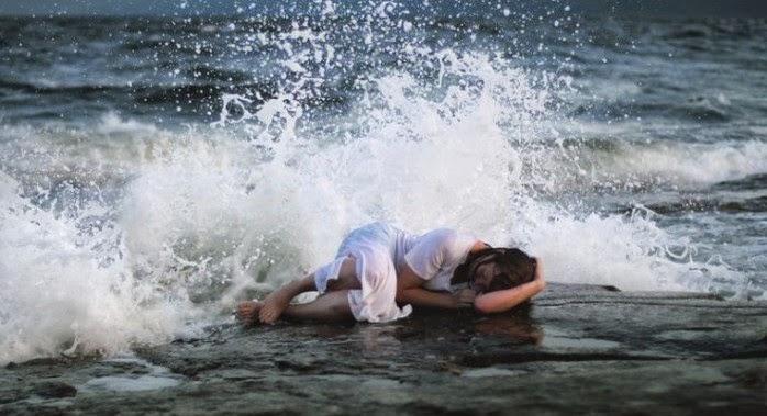 Amazing Girls at Sea Photography