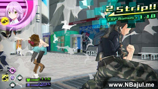 Download Game Akiba's Trip Plus PPSSPP (ISO)