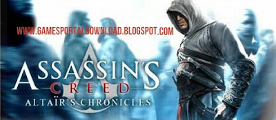 Assassins Creed Altairs Chronicles