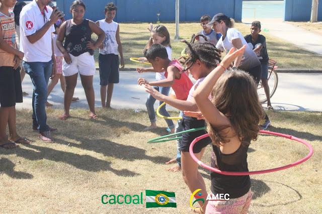 3º Brinca Cacoal 2017 acontece neste sábado no Bairro Morada Digna