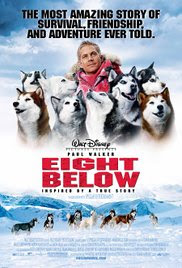 Eight Below Poster